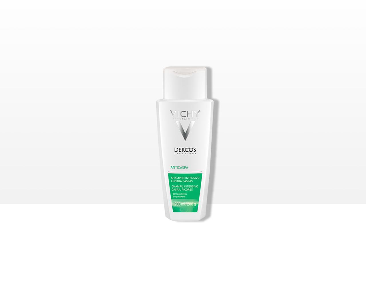 Dercos Shampoo Anticaspa Intensivo