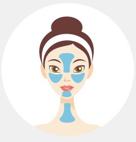 Máscara Mineral Efetio Peeling