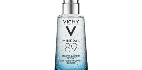 Conheça Minéral 89, o lançamento inovador de Vichy que associa Água Termal Mineralizante e ácido hialurônico