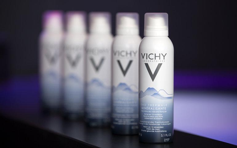 Água Termal Mineralizante de Vichy